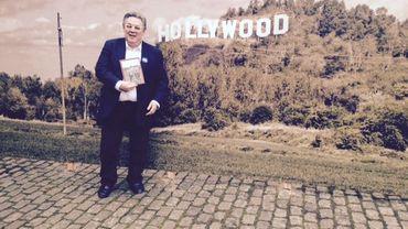 """Philippe Reynaert commissaire de l'exposition """"Hollywood au pied du Terril"""""""