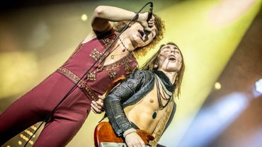 Greta Van Fleet à Anvers : la review et les images