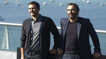 Olivier Nakache et Eric Toledano