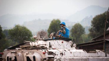 """RDC: l'ONU a établi une """"zone de sécurité"""" autour de Goma"""