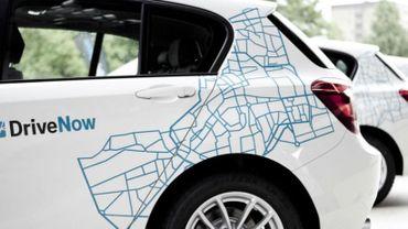 DriveNow, les voitures partagées en free floating de BMW, ont enregistré une perte de 3,25 millions d'euros en 2017.