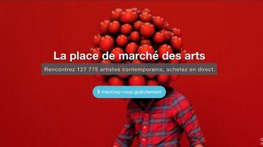 Artmajeur : la galerie d'art de demain est online