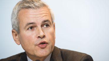 """Christophe Lacroix: """"Un plan national d'investissement pour créer de l'emploi"""""""