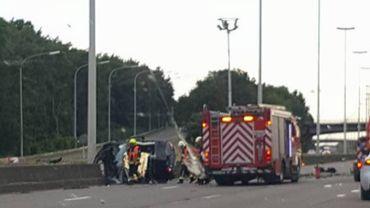 Trois morts. C'est le lourd bilan d'un accident provoqué dimanche soir par un conducteur fantôme.