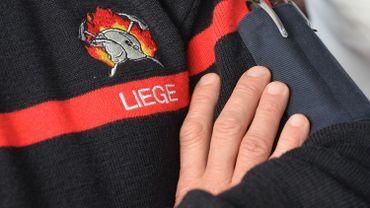 Les pompiers de Liège débordés en raison des fortes rafales de vent