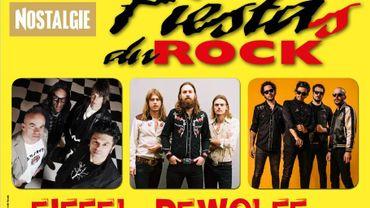 Flémalle: 27e édition du festival gratuit les Fiestas du Rock