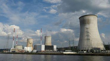 Le site nucléaire de Doel