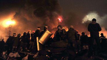Après de violents affrontements qui ont fait 26 morts à Kiev, le président ukrainien a annoncé une trêve