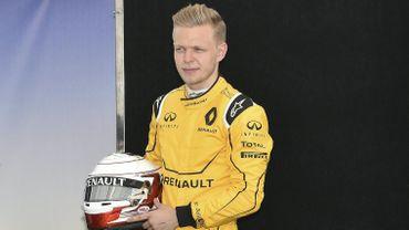 Kevin Magnussen veut être titré avec Renault