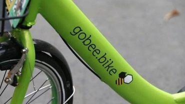 La société de vélos en libre-service Gobee.bike quitte la capitale à cause du vandalisme