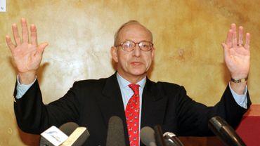 """Guy Spitaels: et """"Dieu"""" marqua la politique belge de son empreinte"""