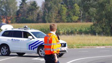 Pour atteindre un taux de contrôle suffisant, la Belgique prévoit l'augmentation progressive des contrôles par radar-tronçon.