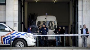 L'homme a été inculpé de participation aux activités d'un groupe terroriste.