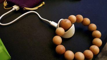 Acer présente un bracelet bouddhiste connecté