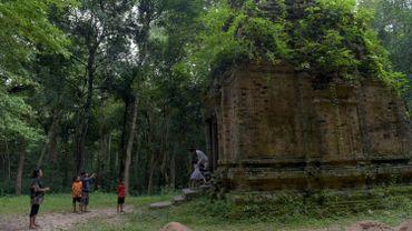 Site de Sambor Prei Kuk, Cambodge