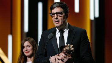 """Mark Osborne a remporté le César du meilleur long-métrage d'animation pour son film """"Le Petit Prince"""" lors de la 41e cérémonie des César en 2016."""