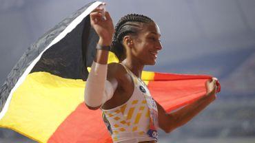 Nafi Thiam effectue son retour à la compétition sur le 60m haies des championnats de Belgique à Gand
