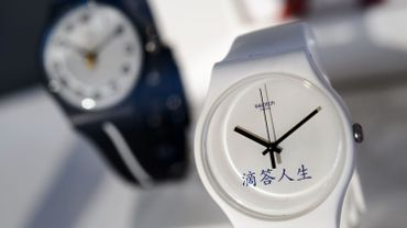 Bruxelles: le commerce des montres sont de retour au centre-ville