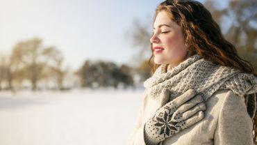 Soins visage pour faire face à l'hiver