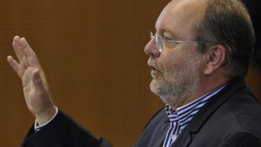 Alain Hutchinson, Monsieur Europe de la Région bruxelloise.
