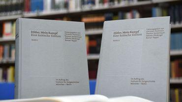 La Réédition de Mein Kampf: danger où fantasme?