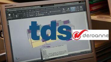 Parmi les partenaires pour relancer TDS, le groupe Deroanne