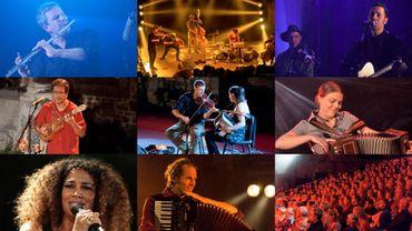 Vibrez au travers de 10 concerts enregistrés au Festival d'Art de Huy