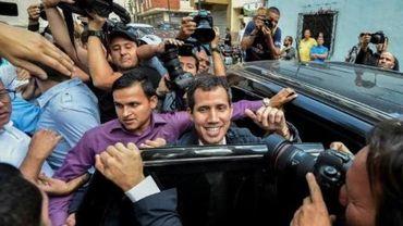 Six pays européens (Espagne, France, Allemagne, Royaume-Uni, Portugal, Pays-Bas) ont donné samedi à Nicolas Maduro huit jours pour convoquer des élections.