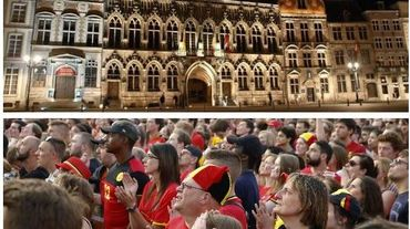 A Mons, le conseil communal aura bien lieuce mardi soir, à 18h00, malgré la demi-finale historique contre les Français.