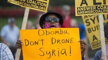 Intervenir en Syrie: les réticences des opinions publiques