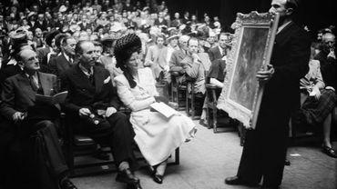 Le marché de l'art sous l'occupation