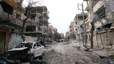 Les frappes de ripostes en Syrie sont-elles légales ?