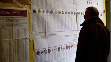 quatre coalitions s'opposent dans un scrutin dont les résultats sont attendus lundi soir.