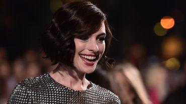 """Anne Hathaway sera à l'affiche de l'adaptation cinématographique de """"Sacrées Sorcières"""" de Roald Dahl."""