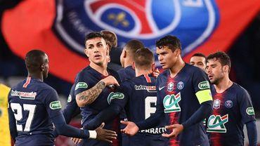 Sans Meunier, le PSG surmonte Nantes et rejoint Rennes en finale de Coupe de France