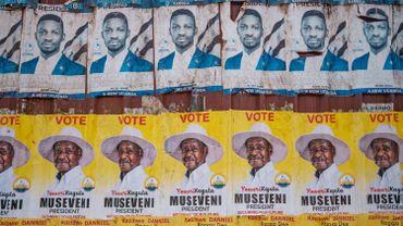 Présidentielle en Ouganda: les réseaux sociaux suspendus, deux jours avant le scrutin