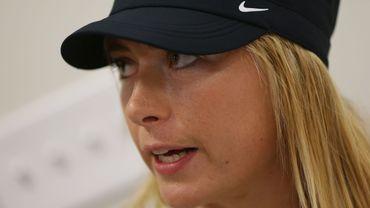 US Open: Maria Sharapova forfait
