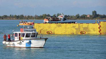 A Venise, le fiasco du méga-projet de digues censé protéger la ville des inondations