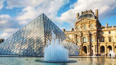 Le musée du Louvre a accueilli plus de 8 millions de visiteurs en 2017