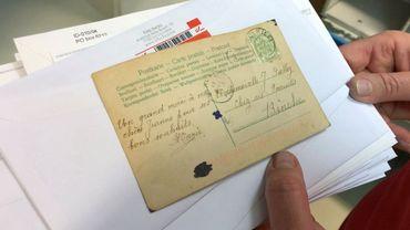 La fameuse carte postale de 1909