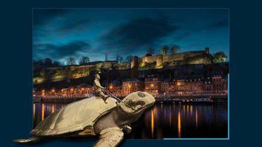 La tortue de Jan Fabre pour attirer les touristes chinois