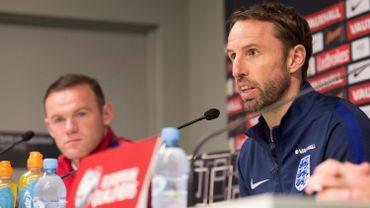 Southgate prépare la fin de Rooney en sélection