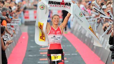Deckers a remporté 5 fois l'Ironman de Nice