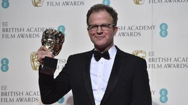 """Tom McCarthy, réalisateur de """"Spotlight"""", aux Satellite Awards"""