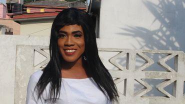 Angel est très présente sur les réseaux sociaux pour tenter de faire changer les mentalités au Ghana.
