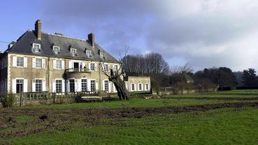 Le château d'Argenteuil, où ont habité Léopold III et Lilian, à vendre