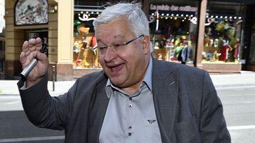 Le successeur de Guy Vanhengel au budget aura-t-il autant le sourire dans les années à venir ? En tout cas, la Région promet qu'elle va mener de nouvelles politiques