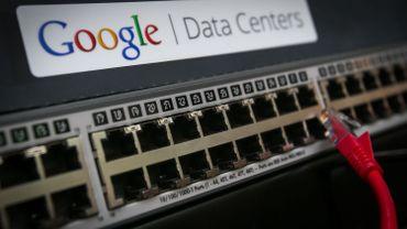 De nombreuses infractions dans le domaine du dumping social ont été à nouveau constatées sur le chantier Google