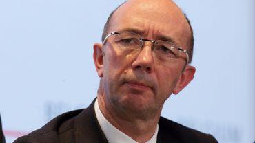 Le ministre-président de la Région wallonne, Rudy Demotte