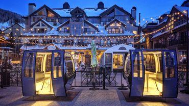 Les télécabines rénovées par The Gondola Shop